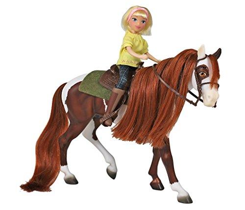 Breyer Spirit Riding Free Toy Gift Set Hobby Leisure Mall
