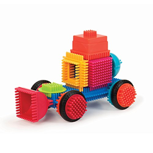 Bristle Blocks Toy Building Blocks For Toddlers 80 Pieces
