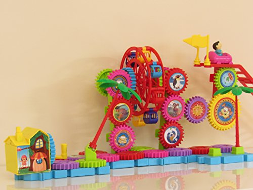 Gear Building Toys For Boys : Building gears toy for children and toddlers amusement