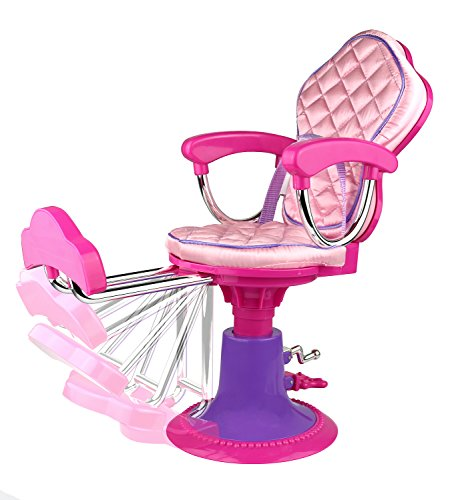 Click N Play Doll Salon Chair And Accessories Perfect