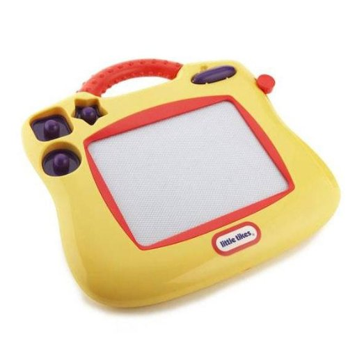 Fisher Price Cars Magnetic Drawing Board