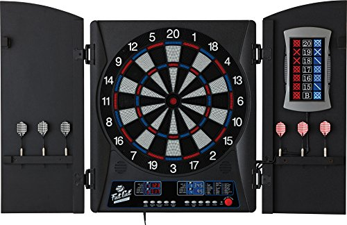 Fat Cat Electronic Dart Board With  Games