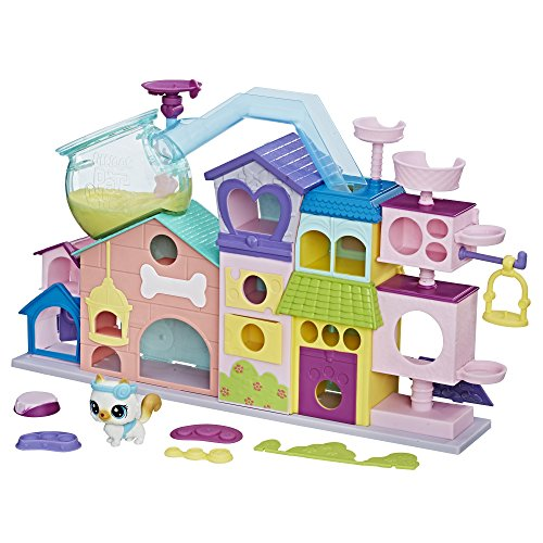 Littlest Pet Shop Pet Partment Set Hobby Leisure Mall