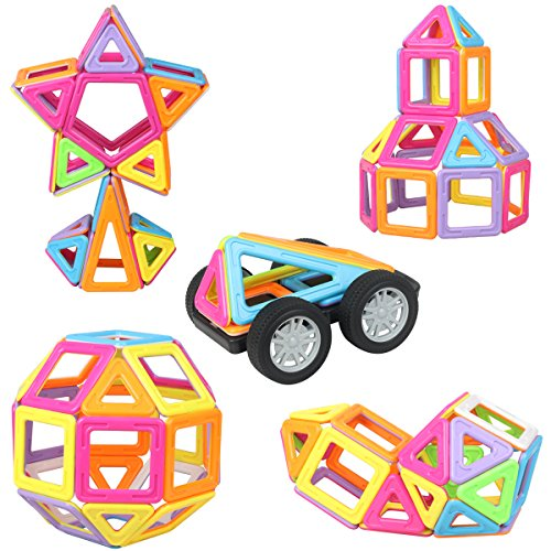 Toy Building Sets For 12 Year Olds : Magnetic building blocks toys pcs preschool educational