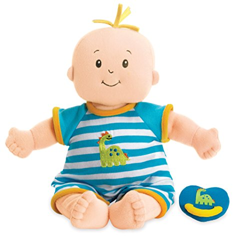 Baby Toys Age 1 : Manhattan toy baby stella boy soft first doll for