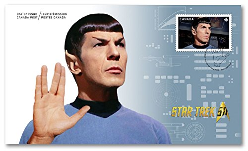 Star Trek 50th Anniversary Set Of 8 Collector Official