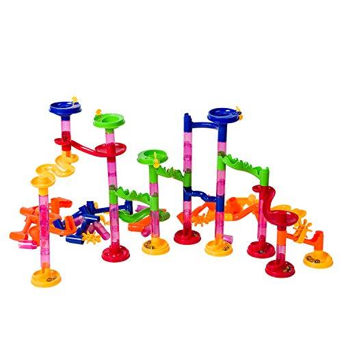 Super Tower Set Marble Run Stem Toy Large Set An