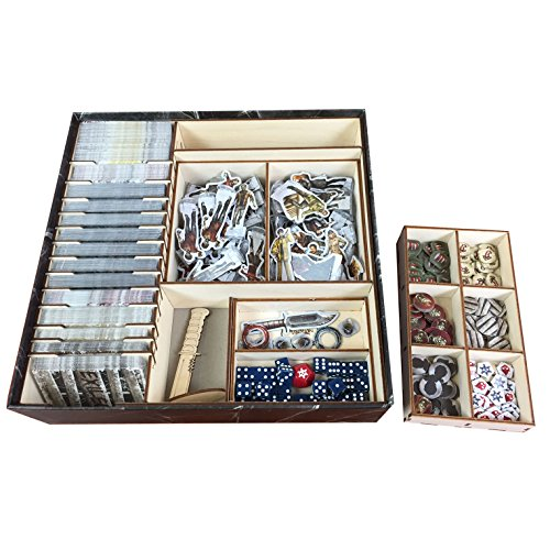 The Broken Token Box Organizer For Dead Of Winter Hobby