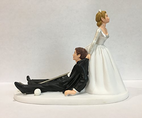 wedding cake toppers bride and groom golf and groom golf wedding cake topper golf 26410