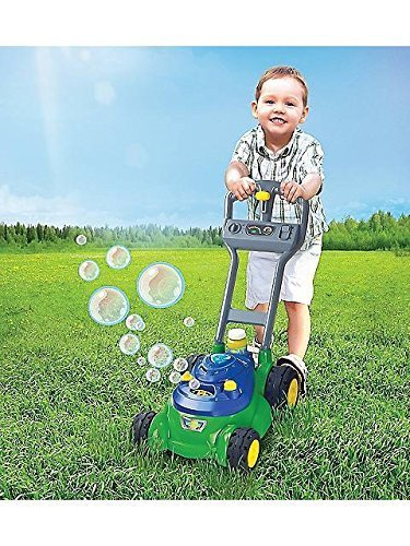 Bubble N Go Mower For Preschoolers By Blue Box Hobby