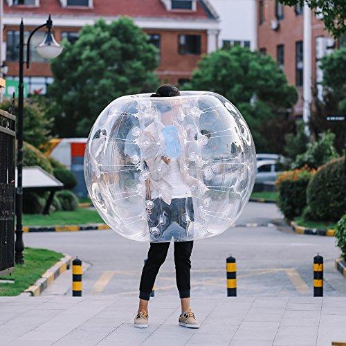 bumper balls for adults